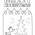 Christmas Dibujos Para Colorear