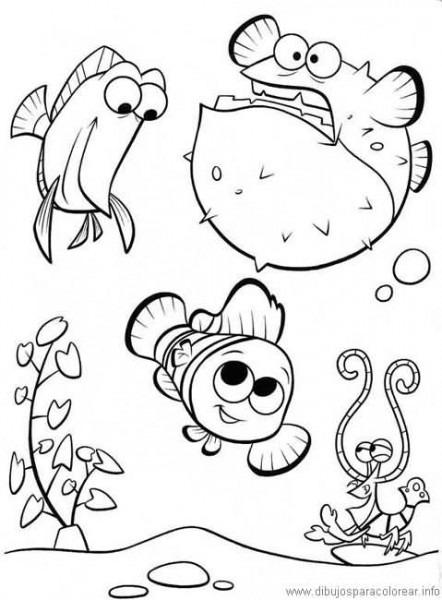 Nemo Y El Pez Globo