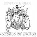 Domingo De Ramos Para Colorear Para Ni?os