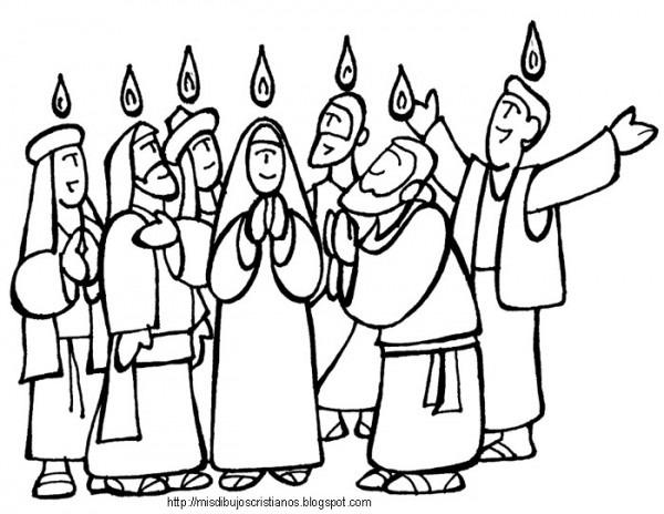 √ Materiales De Religin Catlica  Dibujos Para Colorear