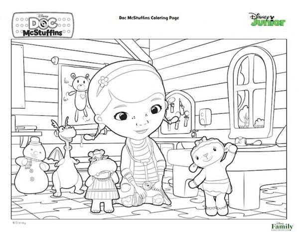Plantillas De Dibujos De Personajes De Disney Para Co