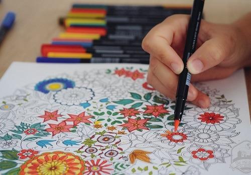 ▷ Lápices Y Rotuladores Para Colorear Mandalas 🥇 Mandalasweb Net