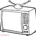 Los Medios De Comunicacion Para Colorear