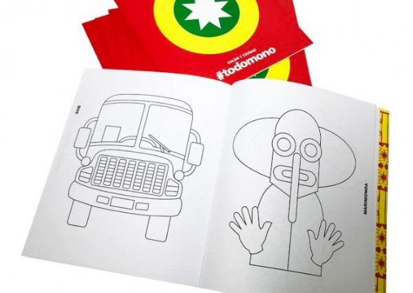 Barranquilla Tiene Su Propio Libro Para Colorear