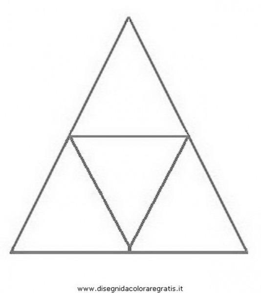 Dibujo Triangulo En La Categoria Mixtos Diseños