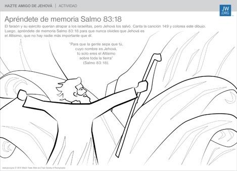 Apréndete De Memoria Salmo 83 18