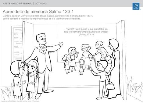 Apréndete De Memoria Salmo 133 1