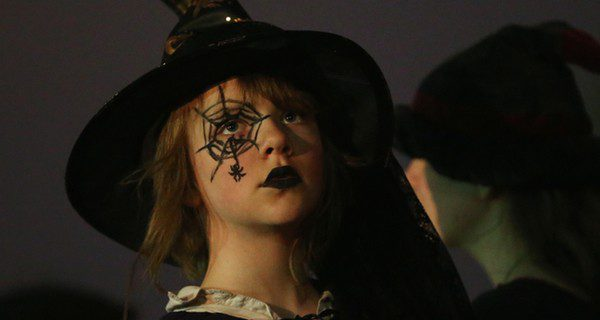 Paso A Paso  Disfraz De Bruja Para Halloween