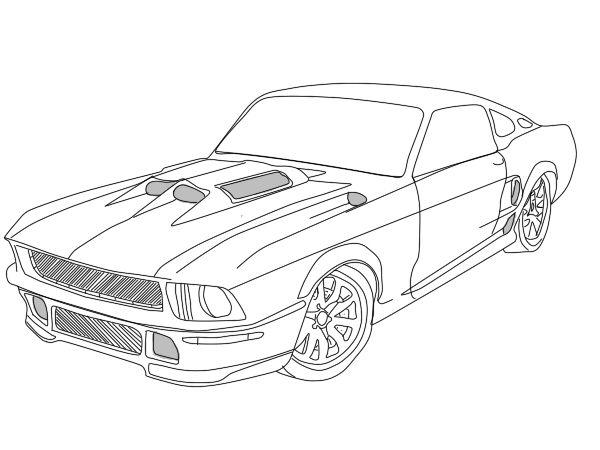 Para Los Fierreros Un Mustang