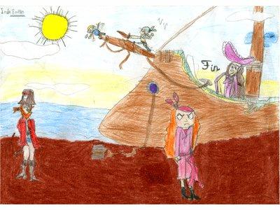 Inés, 8 Años  Dibujos Para Colorear