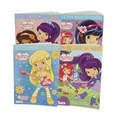 Nuevo 212923 96pp Fresa Shortcake Coloring Book