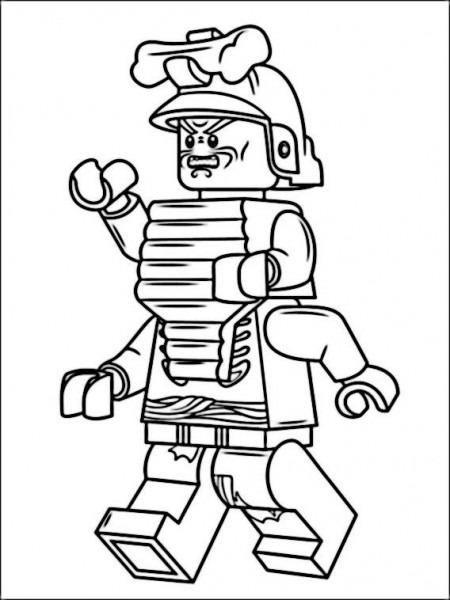 Imrpimir Dibujos Para Colorear Lego Ninjago 6