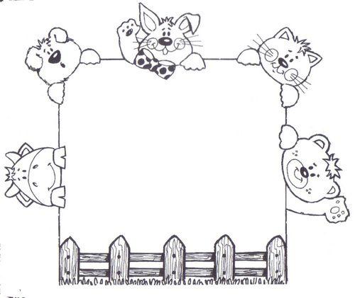 Cartel De Animales