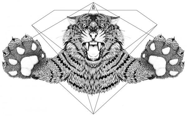 60 Mandalas De Animales Para Colorear (zentangles)