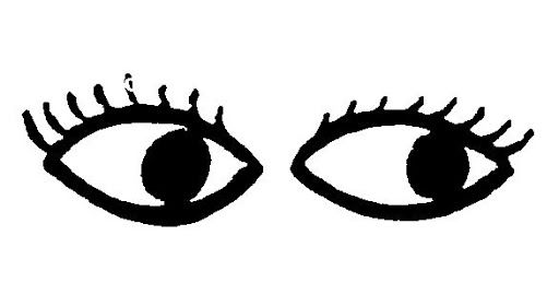 Dibujos De Ojos Para Colorear Para Niños