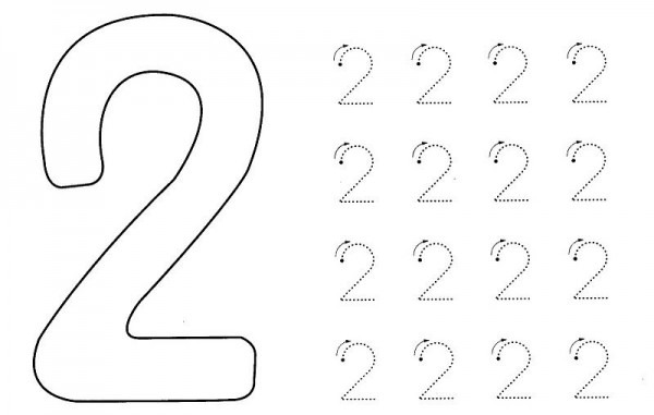 Durante El Mes De Noviembre Vamos A Trabajar La Grafía Del Número