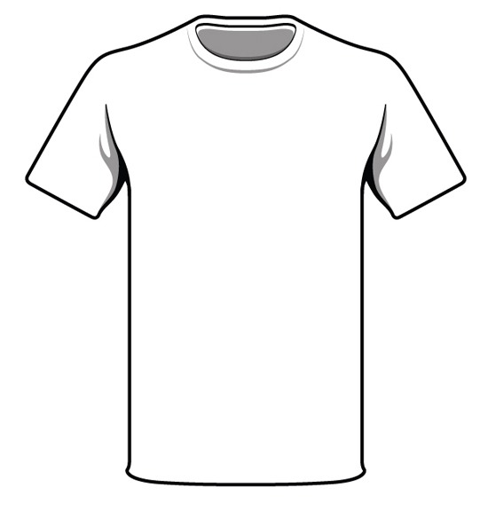 Dibujo De Camisetas Para Colorear