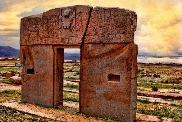 Historia De Las Civilizaciones  La Puerta Del Sol De Tiwanaku
