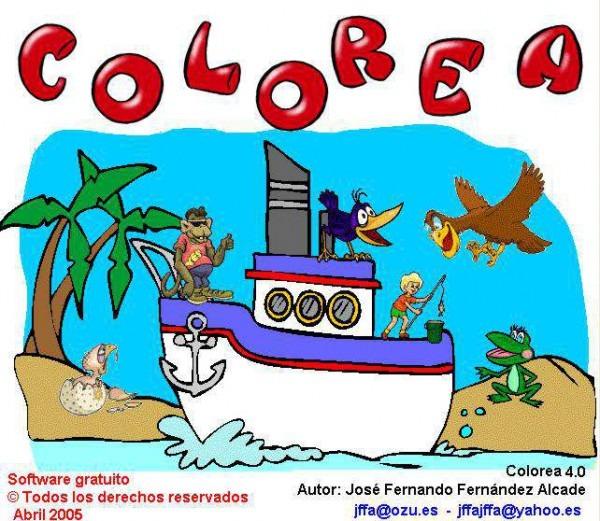 Descargar O Bajar Software Libre Para Colorear Laminas O Dibujos