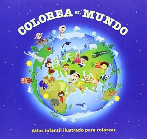 Colorea El Mundo