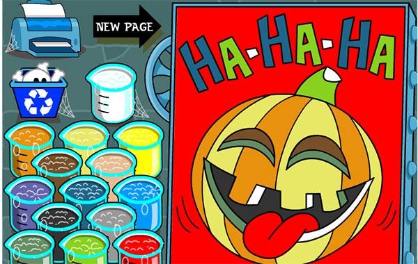 Halloween ⋆ Juegas Peque Juegas Peque