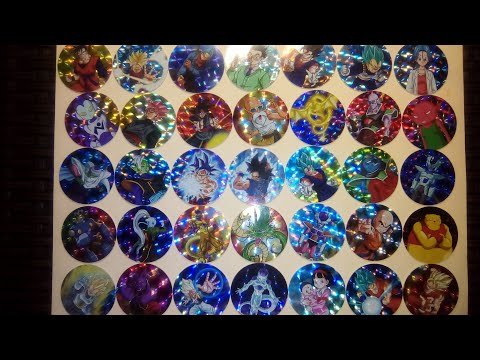 Videos Matching Tazos Prismaticos Dragon Ball Super 2019 ColecciÓn
