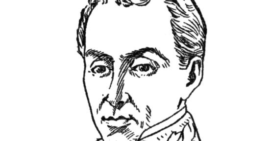 Geography Blog  Dibujo De Simón Bolívar Para Colorear