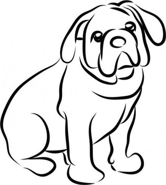 Dibujos De Perros Y Gatos Para Colorear E Imprimir