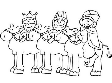 Dibujos Para Colorear Navidad