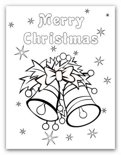 Postales De Navidad Para Colorear En Ingles – Niza Regalos De