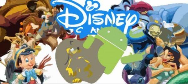 Apps Y Juegos De Disney Channel Para Móvil Y Tablet