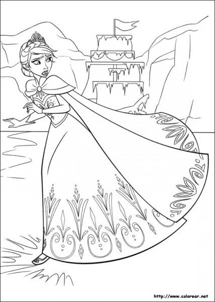 Dibujos De Frozen