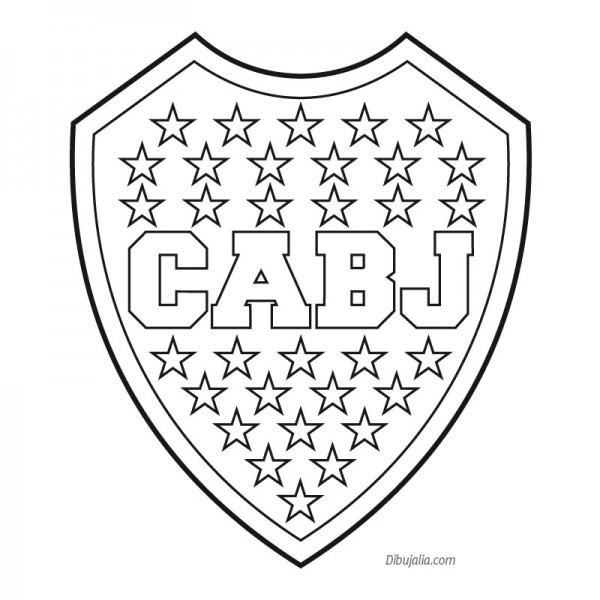 Escudos De Clubes Argentinos Para Imprimir Y Colorear