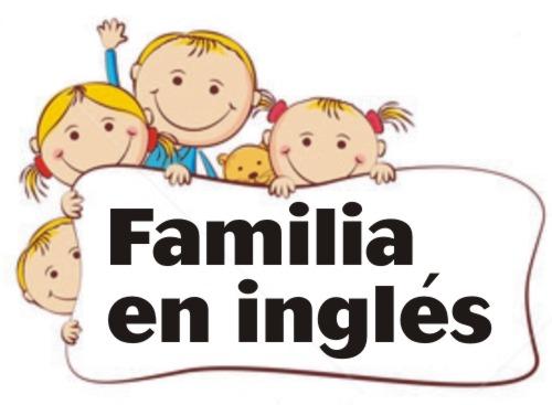 Familia En Inglés