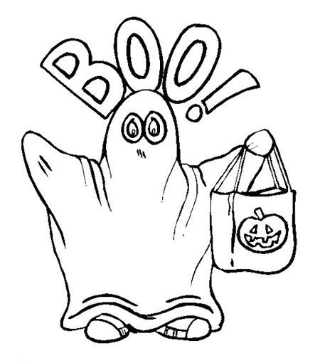 Dibujos Para Imprimir Y Colorear De Halloween Â« Ideas & Consejos