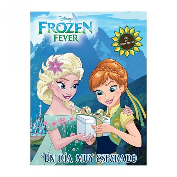 Libro Para Colorear 16 Pgs Frozen – Great Moments Publishing®