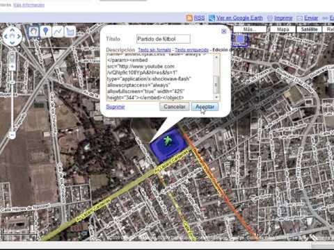 Cómo Crear Mapas Personalizados Con Google Maps