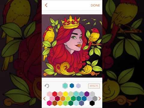 Colorfy  Juegos De Colorear Para Adultos