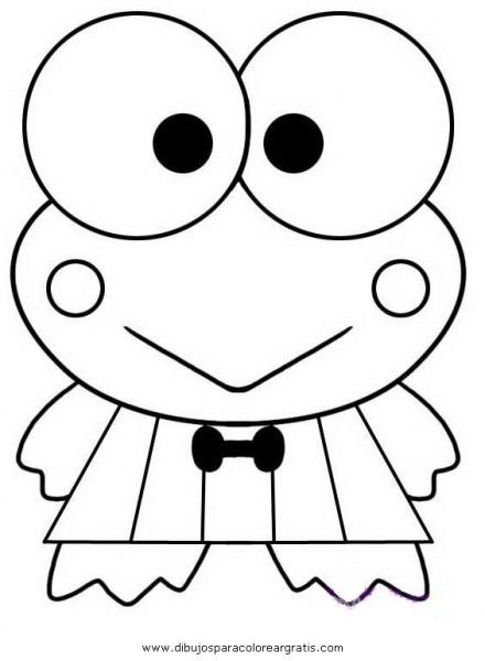Dibujo Keroppi_5 En La Categoria Dibujos_animados Diseños