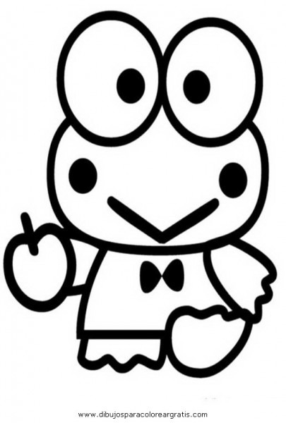 Dibujo Keroppi_7 En La Categoria Dibujos_animados Diseños