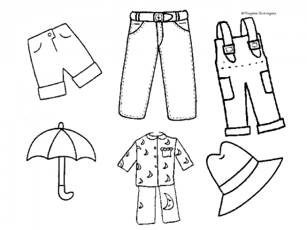 Maestra De Infantil  Prendas De Vestir Y Complementos  Dibujos