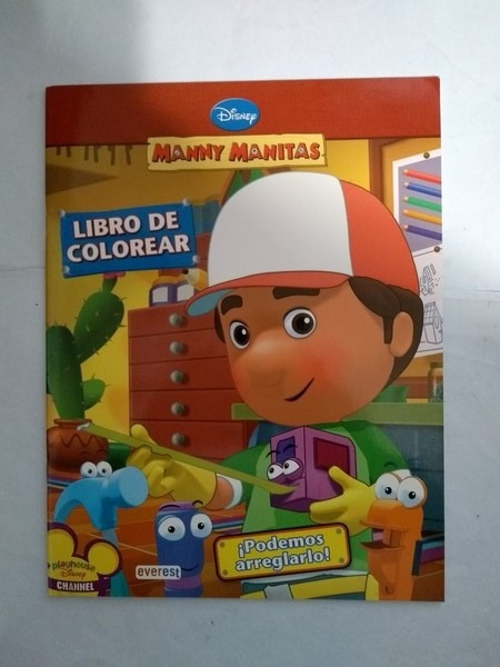 Libro De Colorear  Â¡podemos Arreglarlo!