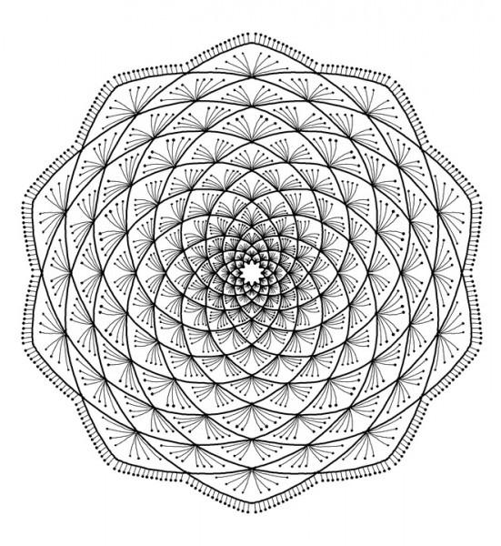▷ Mandalas Para Colorear Online 🥇 Mandalas Para Descargar