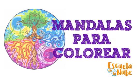 ▷ Las Mandalas  Su Origen Y Cómo Se Usan Para Colorear