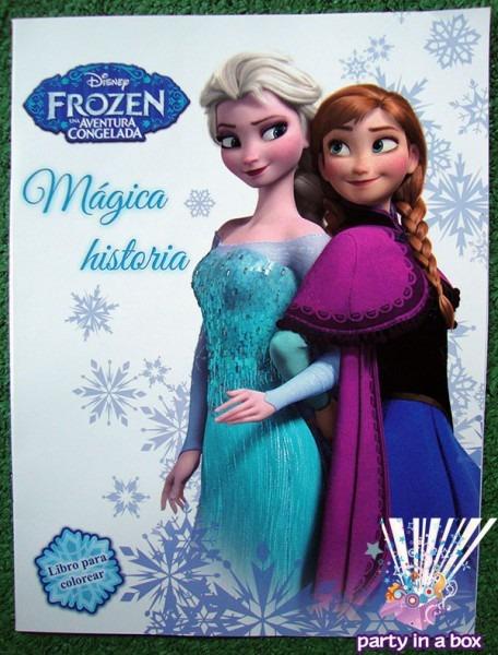 Mochila Dulcero Frozen Bolo Fiesta