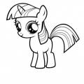 Dibujos Para Colorear De My Little Pony Para Imprimir