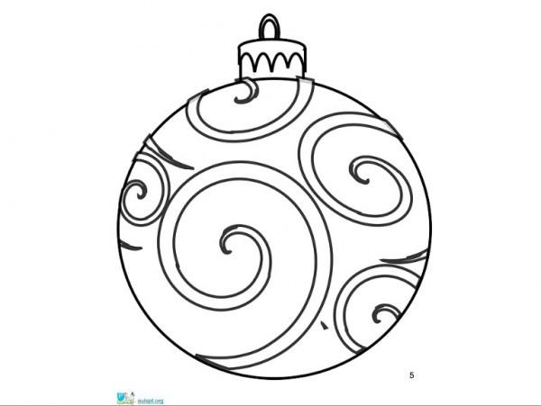 Decorta Tu Aula  Dibujos Para Colorear De Navidad