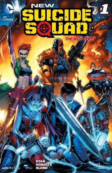 Reseñas Dc  Grayson  1 Y New Suicide Squad  1