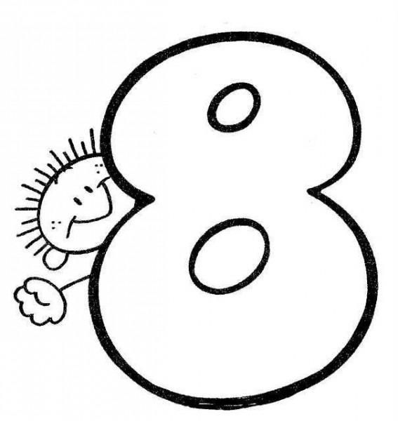Número Ocho