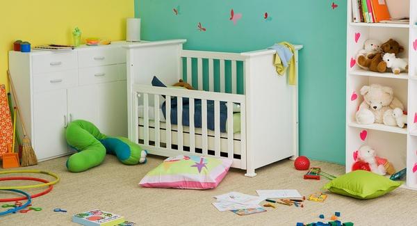 Colores Para Cuartos De Bebés Recién Nacidos 2019
